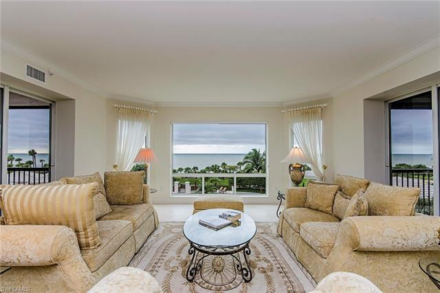 Cozy beach house feeling and year round sunsets from this lovely 3rd floor residence in the highly s