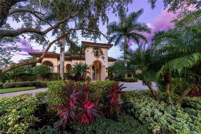 This truly stunning Estate home in Quail West offers a beautiful balance of indoor and outdoor space