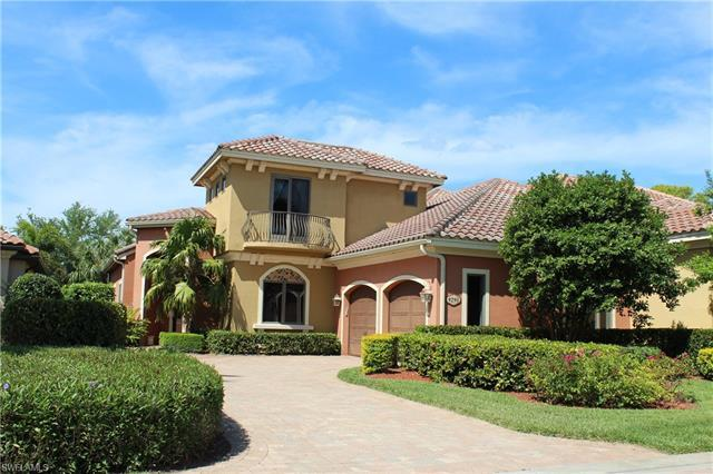 Golf Included! A large 2 Story Attached Cortina Villa Boast 4 large Bedrooms, 4 Baths, Open Loft, 2