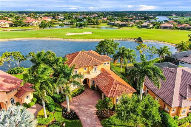 This beautiful two story home is located in the highly prestigious, double-gated Majors at Lely Reso