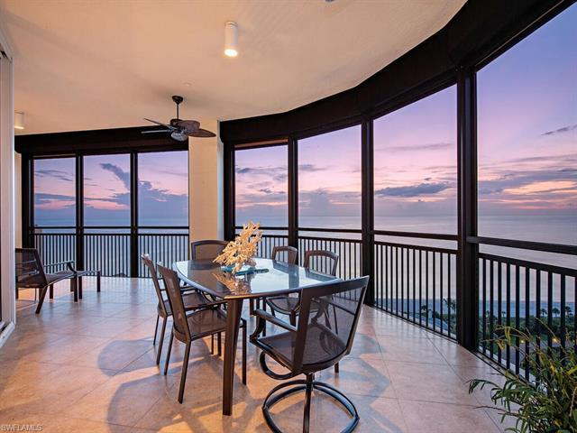 C3660 - Offering views like few in Naples can, this residence represents the pinnacle of luxury coas