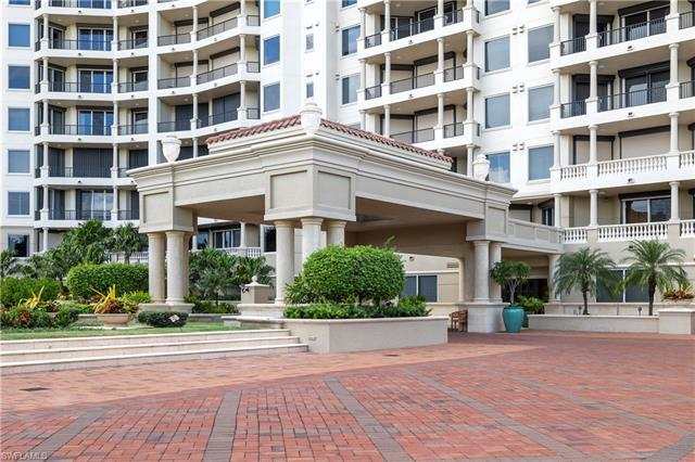Enter this beautiful condo in Bay Colony from your private elevator and feel you are living in a pri
