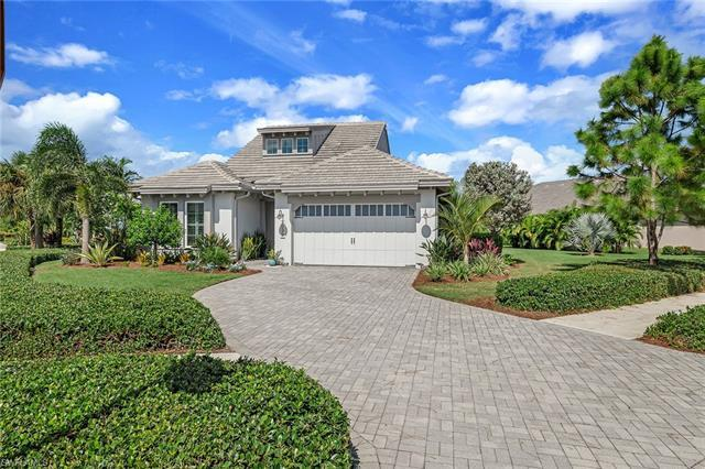 One of the largest lots available in Isles of Collier Preserve, .37 of an acre, boasting tremendous