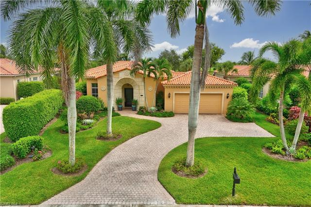 Located in the highly sought after Bellagio neighborhood of Fiddler's Creek, with the very best wate
