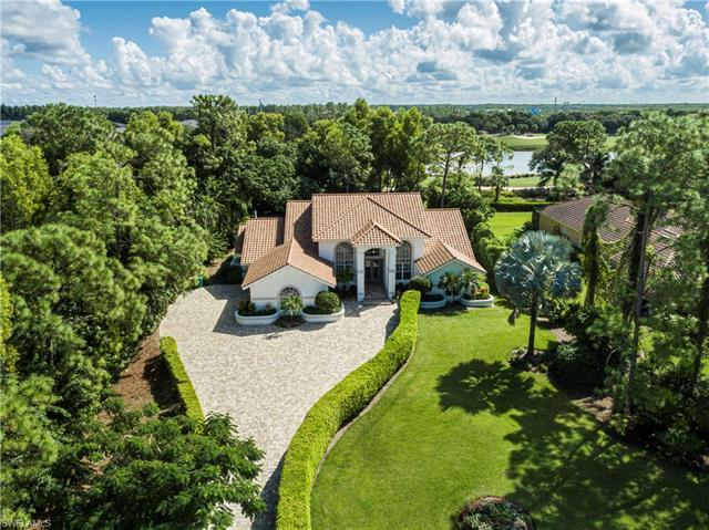H2800 - Welcome to prestigious Quail Woods Estates! Gated estate size lots are quietly nestled on Th