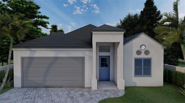 Location, Location, Location. Naples Park 500 Block Pre-Construction home to be built by DS Homes of