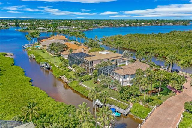 Welcome to The Island at Southpointe, an elite enclave of only Ten Waterfront Estates on Naples Bay.