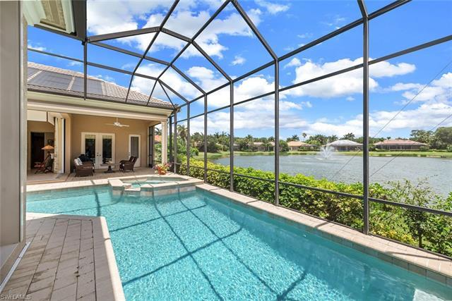 Welcome to the gated enclave of Watercrest where this three bedroom, den, three and a half bath home