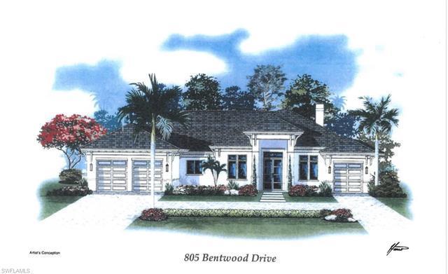 805 Bentwood Dr, Naples, FL, 34108
