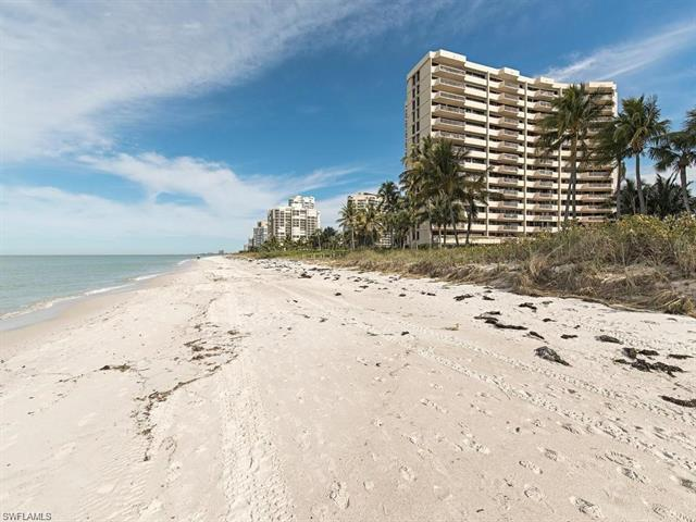 ENJOY THE BEAUTIFUL BEACHES OF PARK SHORE IN THIS 3 BEDROOM 2.5 BATH CONDO WITH THE SW VIEW OF THE