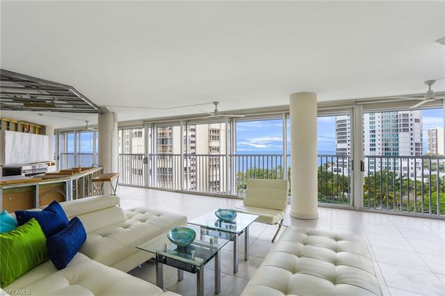 Outstanding Gulf views from every room with this newly renovated condo that should be completed by J