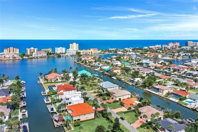 Beautiful renovated waterfront home in North Naples coveted Conners Vanderbilt Beach with Gulf acces