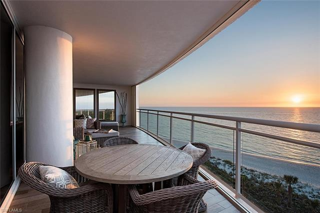 Outstanding, westerly views of the Gulf of Mexico and beautiful beach. Clean, transitional finishes