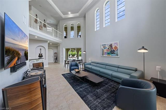 Prepare to be amazed with this updated Park Shore Villa home!  With just over 3000 square feet, thre