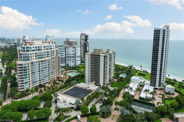 This southwest-facing 2nd floor home at Esplanade Club has a beautiful Gulf view from the expansive