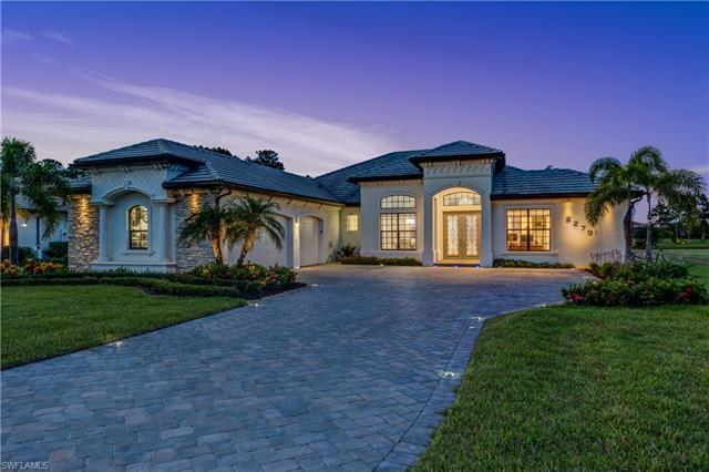 Come see why this one-of-a-kind property in the exclusive LaMorada community in Naples has been the