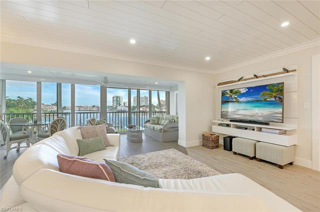 Completely remastered and impressively updated floor to ceiling. This 2 bedroom 2 bath coastal conte