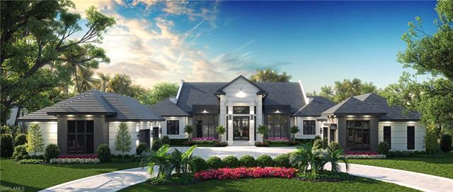 Situated on over an acre this new construction transitional home is an example of where modern and t