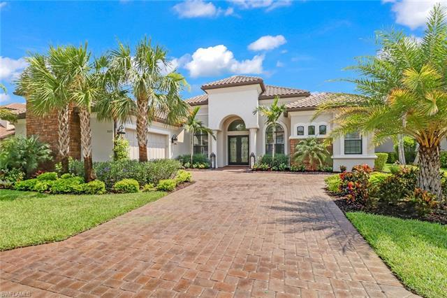 Fabulous views overlooking the 11th hole fairway, this stunning Mercedes model boasts 3,293 SF of lu