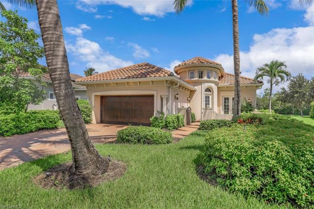 GULF BAY built pool and spa home! Immaculate, 3 bedroom, 2 bath home has spectacular, PRIVATE long l