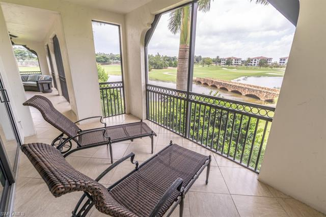 Amazing golf course views from this first floor building 6 Carrara Penthouse Model Condo! You can se