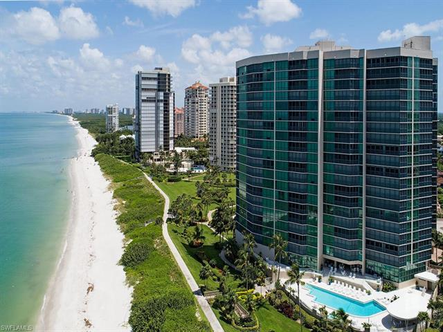 C3281 - RARELY AVAILABLE Gulf & Bay View Condo! Live the maintenance-free high-rise lifestyle just s
