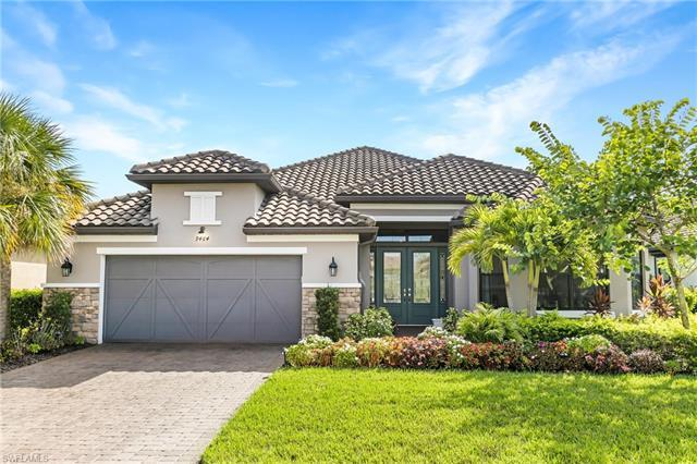 FULL GOLF MEMBERSHIP INCLUDED! Luxurious Pallazio home highly upgraded offering privacy and beautifu