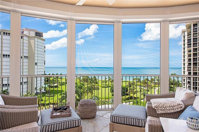 """Enjoy gorgeous Gulf and bay views from this preferred """"front and center"""" location in Aria. Just step"""