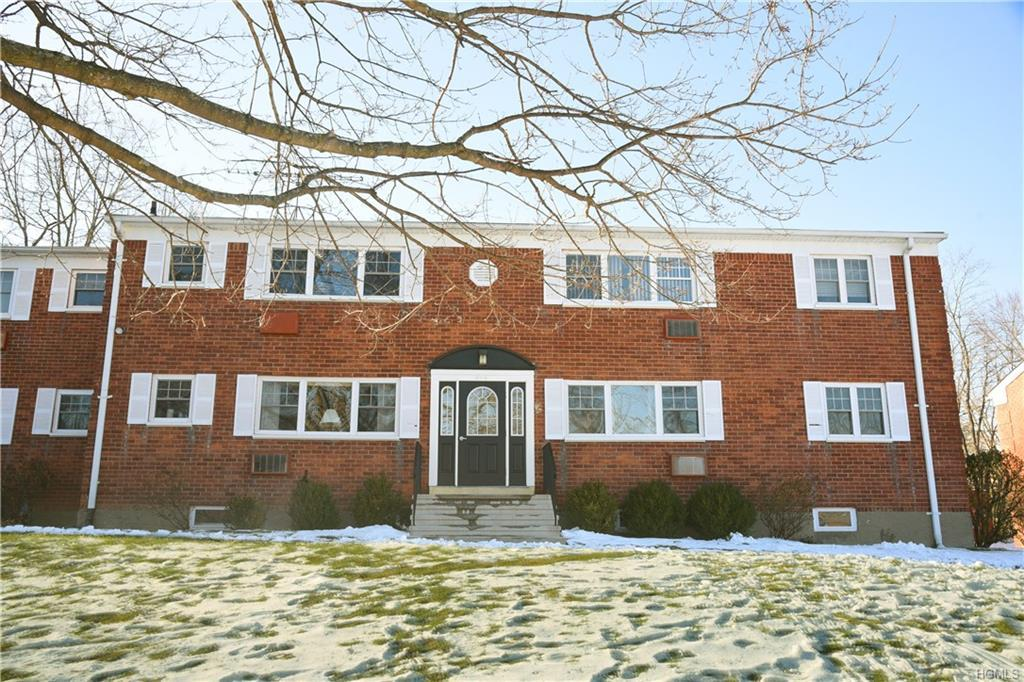 Sun filled first floor 2 bedroom unit at The Commons.  End unit tucked away in the back of the complex.  Enter into the large living room with picture window overlooking courtyard and gazebo.  Living room opens to dining room and kitchen.  Large storage closet.  Oversized master bedroom, second bedroom and bathroom.  Gleaming hardwood flooring throughout the unit.  Great location, near pool, playground and barbecue area.  Enjoy summer evenings in the gazebo and patio.  Assigned parking right near unit.  Additional parking available for an additional fee.  Laundry available in Building F.  Walk to bus, shops, & restaurants.  All offers with pre approval or proof of funds.  Secure, enclosed storage available for a yearly fee.