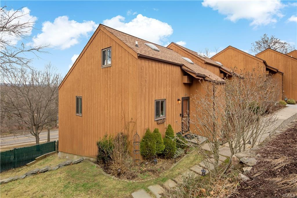 Set in the bucolic village of Croton on Hudson and nestled in the conveniently located and sought af