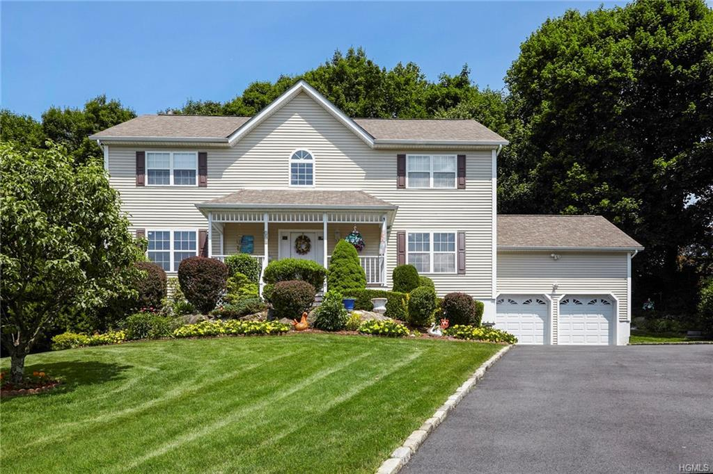 Located in the sought after Briar Bridge community in the village of Briarcliff Manor and on the hea