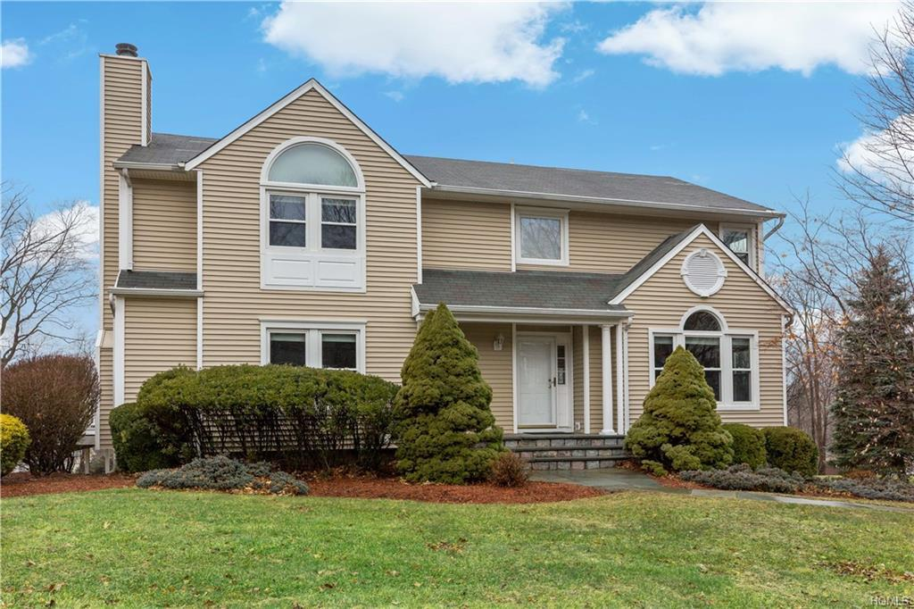 There's no place like home! Lovingly maintained, sun filled Yorktown Colonial in desirable neighborh