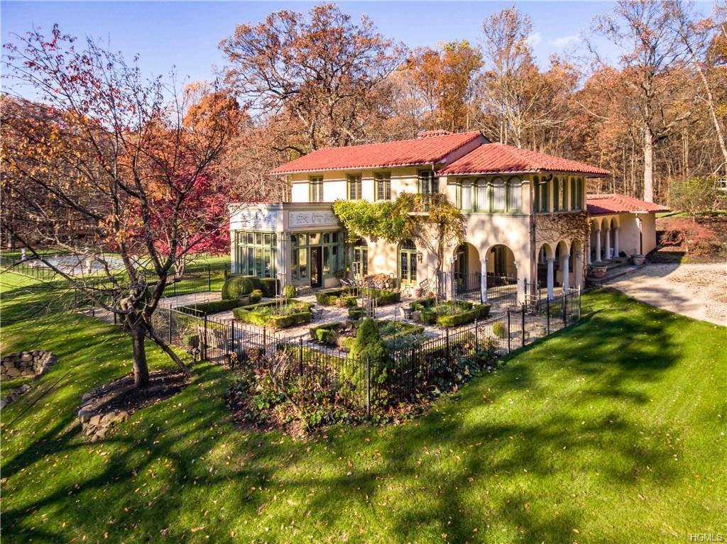 La Quercia is a magnificent custom built estate designed for the famous industrialist William Timken