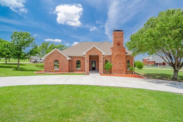 Completely remodeled & updated 1-story home on 0.5 acre lot with 3 bedrooms, 2.5 baths PLUS an offic