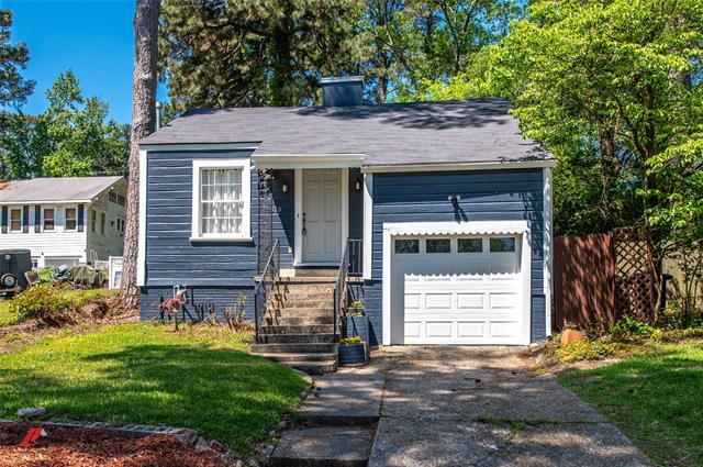 This beautiful home has been recently painted inside and out.  The original hardwood floors give a r