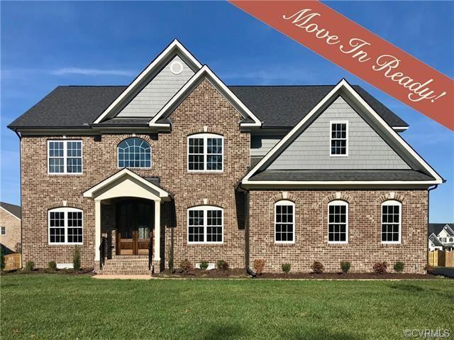 PRICE REDUCTION! MOVE-IN READY! NEW CONSTRUCTION in Shady Grove Hills – a premier address in Glen Al