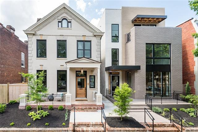 Looking for new construction in the Fan? The rare combination of historic meets modern in this fully