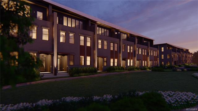 Welcome to McRae & Lacy, where historic meets modern with Luxury Townhomes overlooking the Richmond