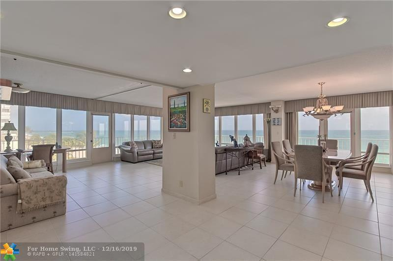 THE VIEW IS WHAT IT'S ALL ABOUT!! Step Into This Desirable North East Direct Ocean View 3 bed 2 bath Open Floor Plan Unit; Step Out on Your Wrap Around Balcony and Become One With the Ocean as you Feel the Tropical Breeze on your Face.  Doesn't get any better than this Unit! Amazing Ocean Views from Every Room - Floor to Ceiling Windows, Convertible Customized Murphy Bed becomes your 3rd bedroom - Definitely a Must See Unit to Appreciate & Feel the Beauty of Living on the Beach! The Galleon is Located in a Wonderful Walking Neighborhood, Close Proximity to