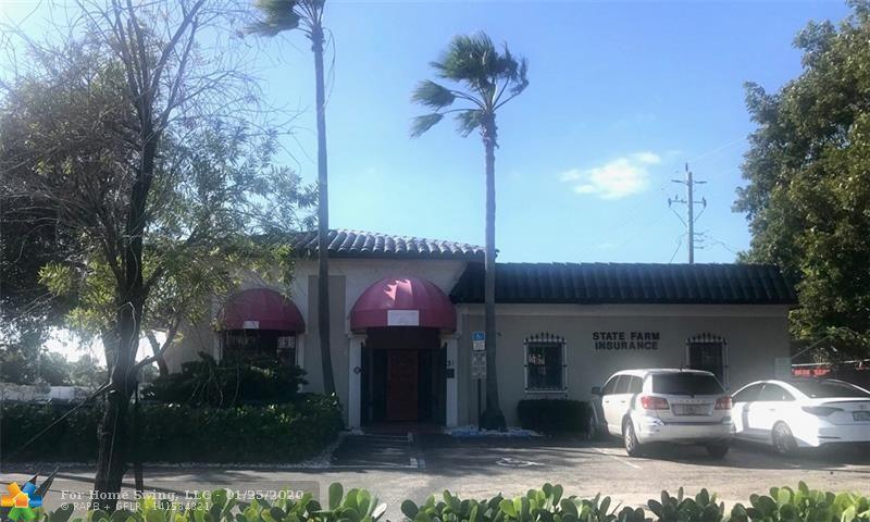 For Lease... Freestanding Building with a little over 2000 sq ft of office space. Prime Corner Location. Ideal for an insurance agency, attorney office, mortgage company, etc. Available for lease starting March 1st.