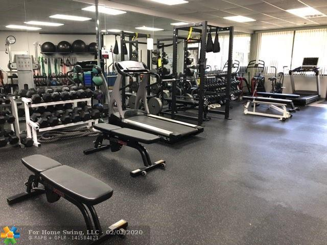 ESTABLISHED PERSONAL FITNESS CENTER (ONE ON ONE). Includes all client accounts and equipment.