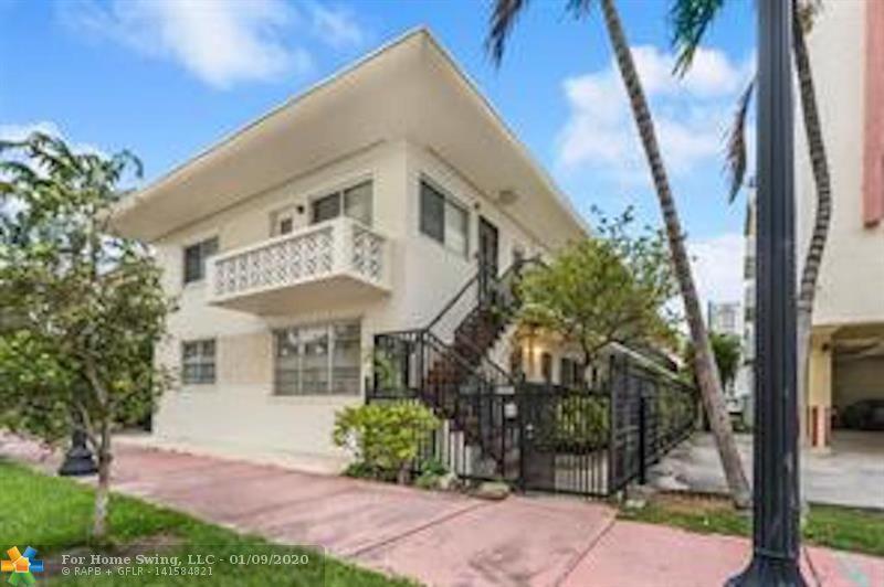 410 Euclid #6, Miami Beach, FL, 33139