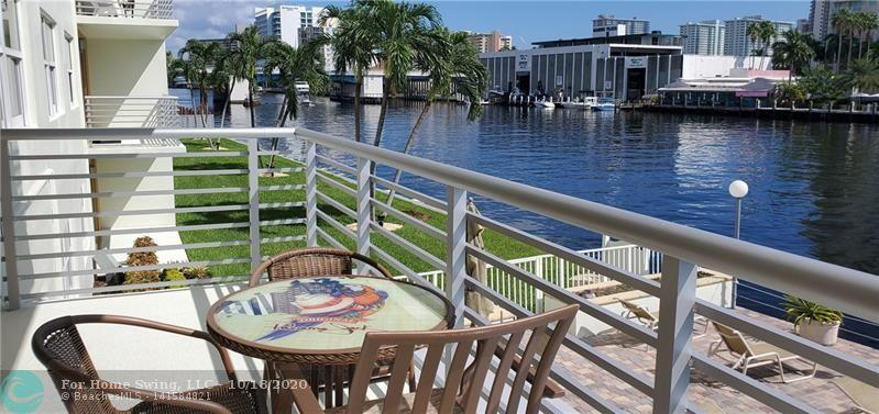 FEEL INSTANTLY ON VACATION IN THIS GREAT CORNER, LOW FLOOR, DIRECT INTERCOASTAL, FURNISHED 2/2 IN LAUDERDALE TOWER CONDOMINIUM. TWO PARKING SPACES. GORGEOUS INTERCOASTAL VIEWS FROM EVERY ROOM. UNIT FEATURES MARBLE FLOOR, IMPACT WINDOWS & DOOR, OPEN KITCHEN WITH ST. STEEL APPLIANCES & GRANITE COUNTER TOP, & FLAT COOK TOP.   AMENITIES INCLUDE STUNNING POOL AREA WITH INTER-COASTAL VIEW, FITNESS CENTER, SECURITY, KITCHEN & BBQ GRILLS. Available seasonally, 4 months min, $2500 plus tax. CONVENIENTLY LOCATED BUILDING CLOSE TO THE BEACH, SHOPPING & RESTAURANTS. BUILDING JUST UNDERWENT CONCRETE RESTORATION, IT IS FRESHLY PAINTED, ALL BALCONIES HAVE NEW RAILINGS. SHORT NOTICE OK.  LISTING AGENT LIVES IN THE BUILDING. EASY TO SHOW.