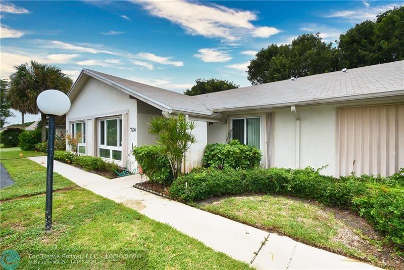 724 Lago Rd, Delray Beach, FL, 33445
