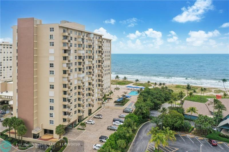2000 S Ocean Blvd #4N, Lauderdale By The Sea, FL, 33062