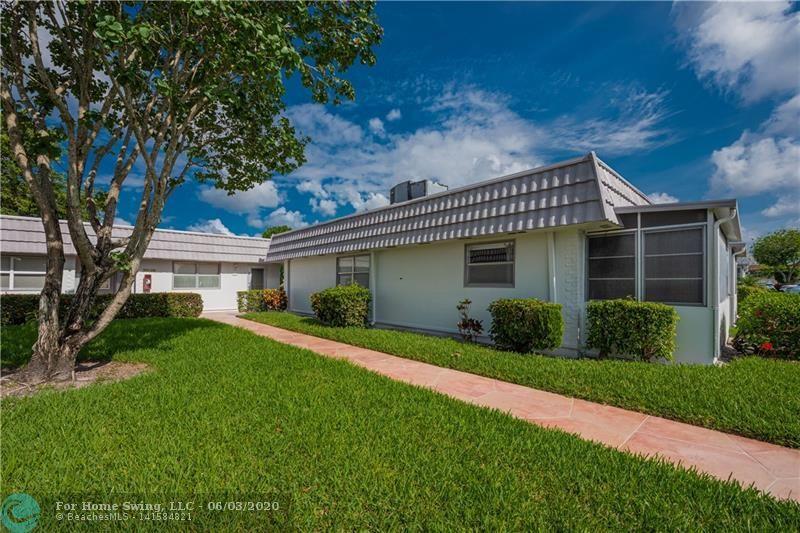 207 Valencia I #I, Delray Beach, FL, 33446