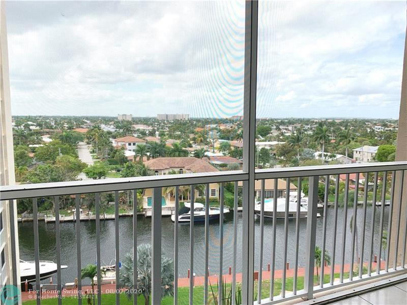 Hear the ocean calling you to your new home.  Screened balcony overlooks the canal and docks.  All east facing windows and door are impact.  Neutral tile throughout.  Nice 1BR/1.5BA.