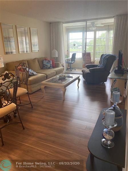 SPACIOUS 1 BEDROOM, 1 BATHROOM. GORGEOUS LAKEVIEW CONDO WITH SCREENED IN BALCONY. NEWLY RENOVATED & FURNISHED! ACTIVE 55+ COMMUNITY.