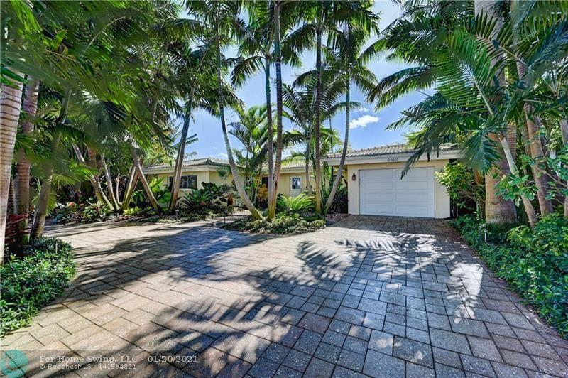 Absolutely stunning Tropical Paradise home in Harbor Village, with no fixed bridges to ocean. Located in short walking distance to shopping, restaurants and the beach. Owner will rent furnished or unfurnished. 12 month annual rental only. Landscaping and pool maintenance is included in lease.