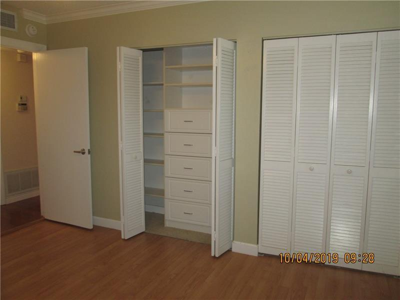 Second bedroom.  Lots of closet space